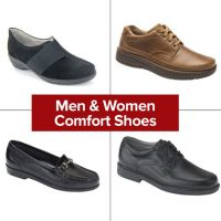 WalkWell Shoes comfort shoes men women